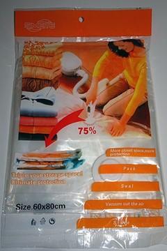 Vakuumbeutel für Kleider 60x80 cm