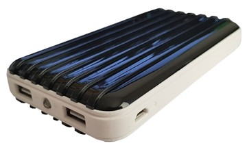 Powerbank - Power Suitcase - 13200mAh