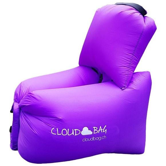 CloudBag-Seat - Violett