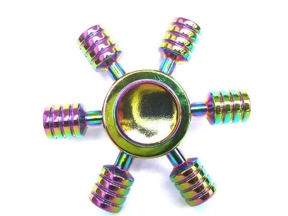 Hand-Spinner Metall - Satellit