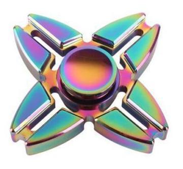 Hand-Spinner Metall - Ultrakrebs