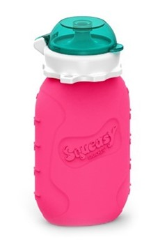 Squeasy Snacker Pink