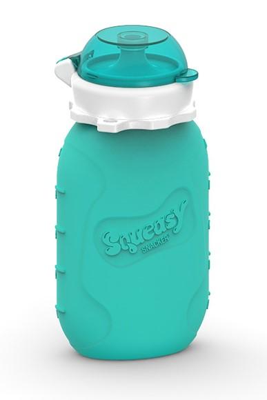 Squeasy Snacker Aqua