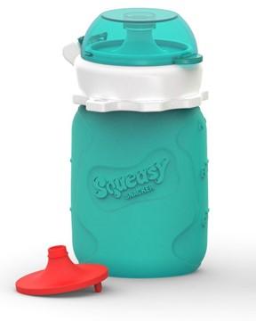 Squeasy Snacker mini Aqua