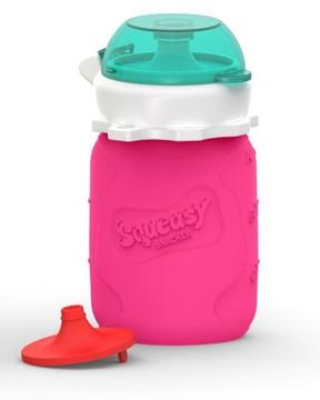 Squeasy Snacker mini Pink