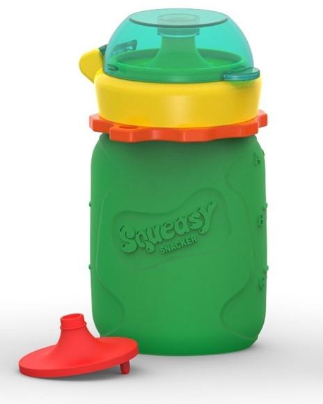 Squeasy Snacker mini Grün