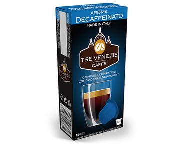 Tre Venezie - Decaffeinato - kompatibel zu Nespresso®