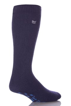 Heat Holders - Mens Slipper - Anti Rutsch Socken