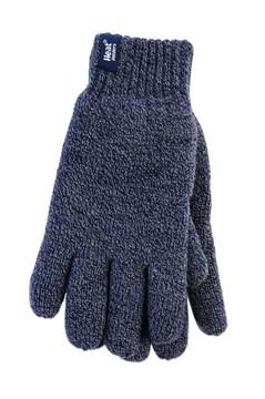 Heat Holders - Mens Gloves Navy