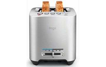 Sage Toaster The Smart Toast Silber
