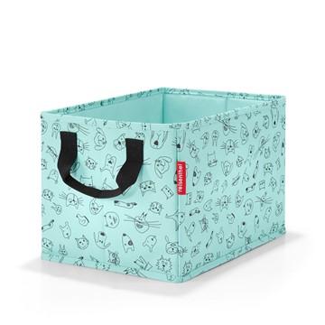 Reisenthel Aufbewahrungsbox Storagebox Kids Cats and Dogs Mint