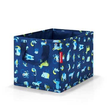 Reisenthel Aufbewahrungsbox Storagebox Kids ABC Friends Blue